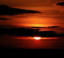 Sunset 3 22-02-09 by Sharon Perrett