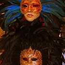 Two Masks by HelmD