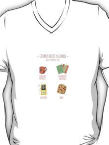 Clumsy nerds assemble T-Shirt