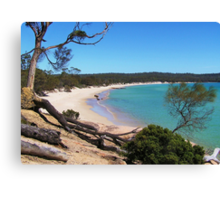 Promise Bay Canvas Print