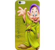 Sweety Dopey iPhone Case/Skin