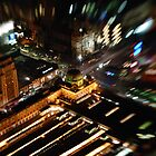 Melbourne Flinders Street Train Station by Kevin Leung