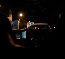 Night Taxi by Kevin Leung