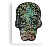 Aztec Skull 3 Canvas Print