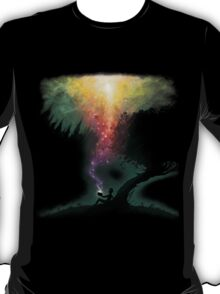 The Dreamer of Everywhere, Everything, Everytime T-Shirt