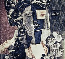 Mask of Parisian Deceit 2. by - nawroski -