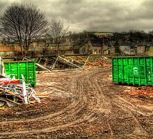 Green Skips by m4rtys