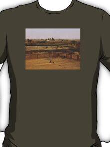Cricket in Quetta, Pakistan T-Shirt