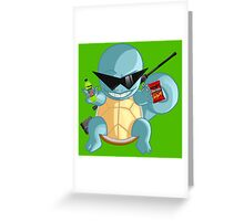 Squirtle MLG Greeting Card