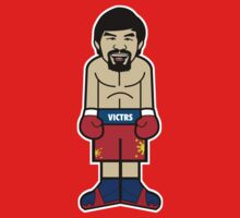 """VICT """"The People's Champ"""" Pro-Toon Kids Clothes"""
