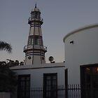 Lanzarote Lighthouse by Allen Lucas