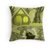 Time for a Snack Throw Pillow