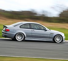 M3 CSL on track by andrew cowan