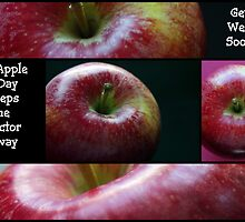 An Apple a Day by DiEtte Henderson