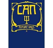 Can - Future Days Photographic Print