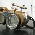Steam Punk Goggles by Danny