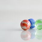 Marbles by Michael Fotheringham Portraits