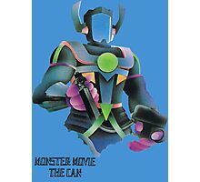 Can - Monster Movie Photographic Print