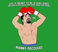 Manny Pacquiao - Life by liam175