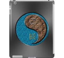 Cancer & Dragon Yang Earth iPad Case/Skin