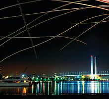 Bolte Bridge by Dean Prowd Panoramic Photography