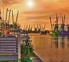 Shem Creek by AngelPhotozzz