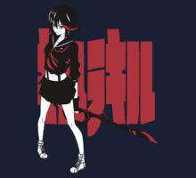 Ryuko Kill la Kill by WilDodo