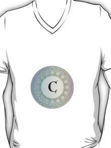 C Pastel Circle T-Shirt