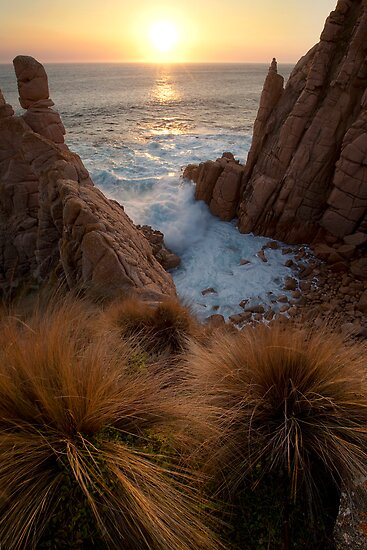 Pinnacles by Travis Easton