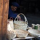 Basket maker by Igli Martini Kocibelli