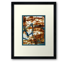 Let Loose in the Trainyard I Framed Print