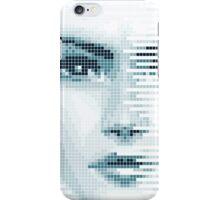 Pixel Face iPhone Case/Skin