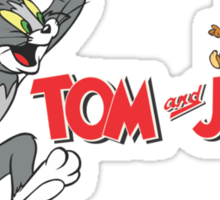 TOM & JERRY Sticker