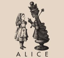 Alice by David Tribby