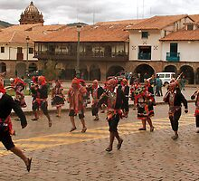 Local Festival, Cusco, Peru by Martyn Baker | Martyn Baker Photography