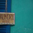 Laundry Here by FlyAwayPeter