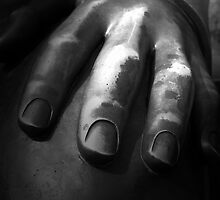 The hand of Marx by RedSteve