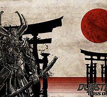 DnB Samurai by Evan Lole