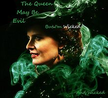 Once Upon A Time Wicked by ljanz1