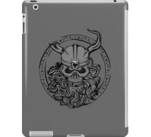 Viking Skull iPad Case/Skin