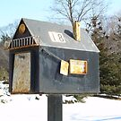 Home Mail.... No Bad news please.. by Larry Llewellyn