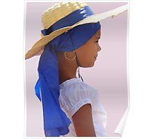 The little dancer, Ciudad Colón, Costa Rica, Take 2 Poster