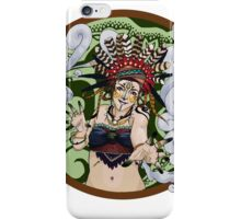 Leah Song iPhone Case/Skin