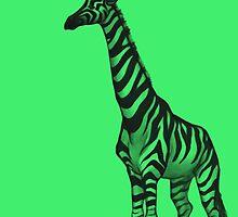 Weird Giraffe by Shtut
