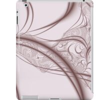 Fractal Hidden Dragons iPad Case/Skin