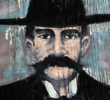 Wyatt Earp by marybedy