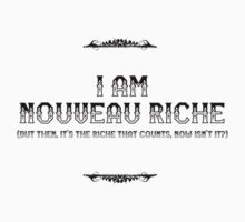 Midnight In The Garden Of Good And Evil - I Am Nouveau Riche by scatman