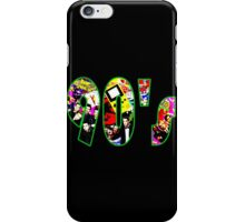 90's Party iPhone Case/Skin