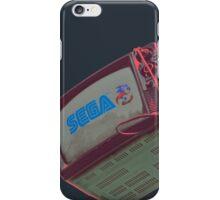 RETRO-CRT - SEGA Sonic the Hedgehog iPhone Case/Skin
