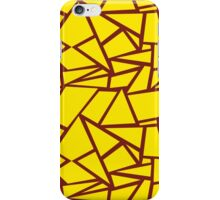 Chaotic pattern iPhone Case/Skin